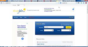 European Jobs Websites, Eurojobs l Jobandwork.asia
