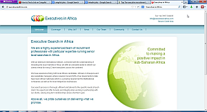 Executive Jobs and Recruitment in Africa l Jobandwork.asia
