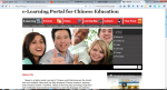 e-Learning Portal for Chinese Education