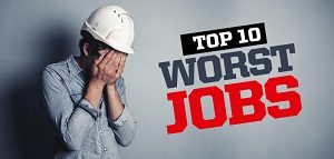 Top 10 worst jobs for the future