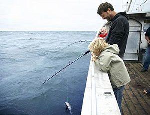 Turbådene er Godkendt til Sejlads med Lystfiskere