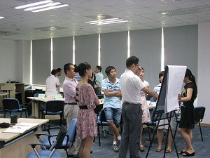 Training, Developing and Mentoring Employees in Asia
