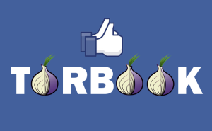 Facebook with Tor Onion Address
