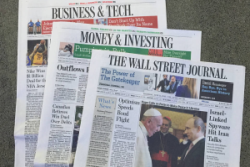 Wall Street Journal Cybersecurity Reporters and Journalists
