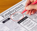 Asian decline in administrative job advertisements