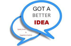 Employee Idea Systems. Training for Suggestion Program