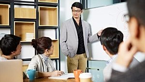 Corporate learning the 10 social job skills