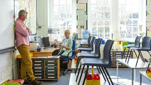 Transforming the Workplace Into a Classroom